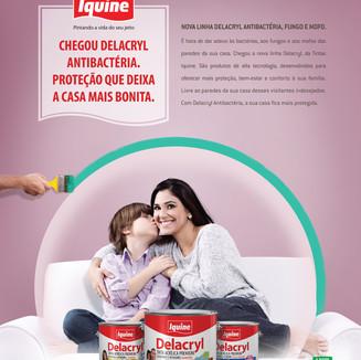 Iquine Delacryl Antibactéria