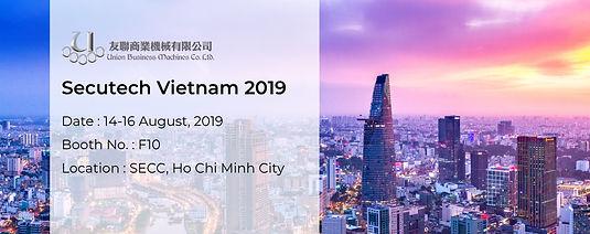 Secutech Vietnam 2019