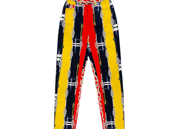 Archive Escada Sport Multi Color Pant