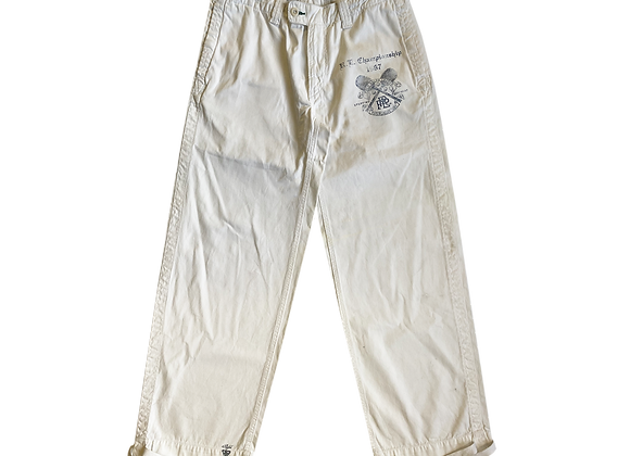 Archive Polo Ralph Lauren Tennis Trousers
