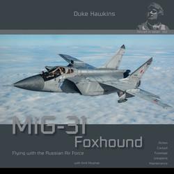 DH012 - MiG 31-001