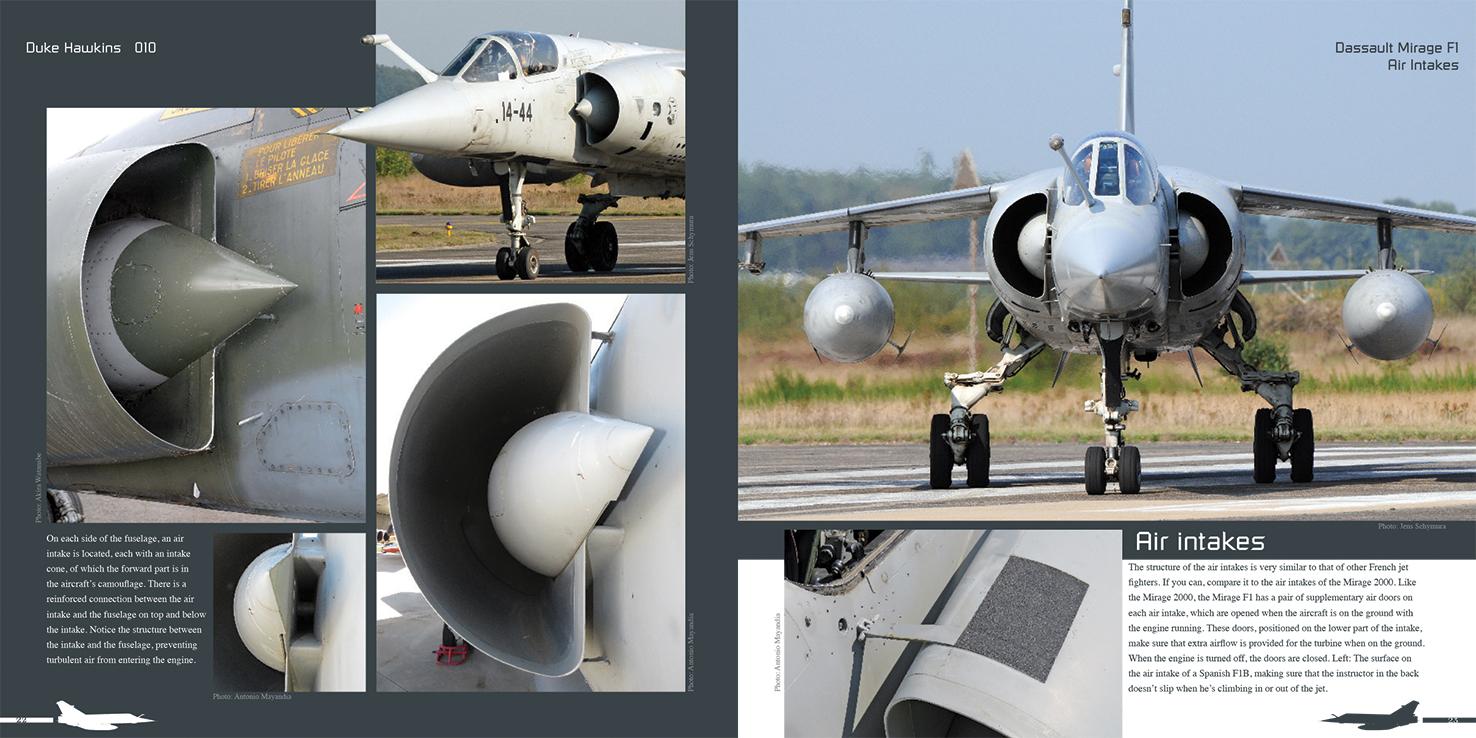 DH010 - Mirage F1-004