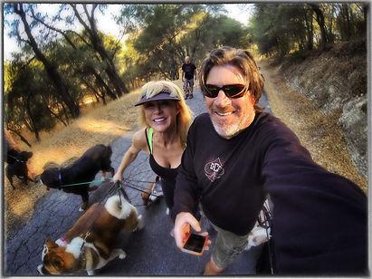 Brian Agnew, Dog Behaviorist, Cheri Lucas