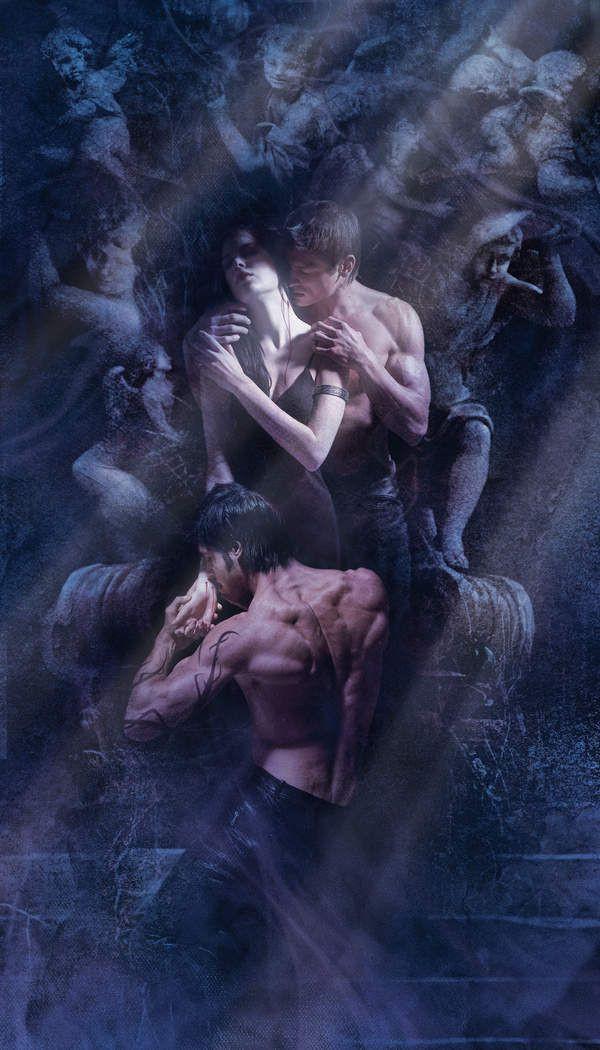 paranormal romance throuple