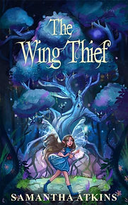 the wing thief cover