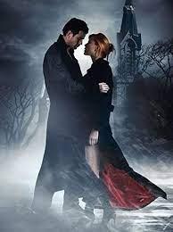 paranormal romance couple
