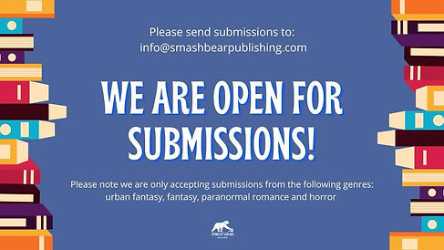 SmashBear submissions are open