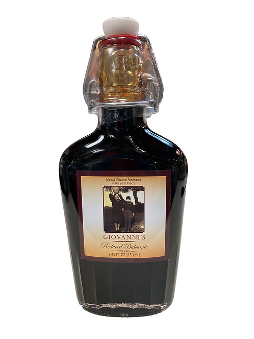 Giovanni's Reduced Balsamic  8.45 oz Flask