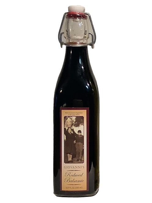 Giovanni's Reduced Balsamic  16.9 oz/ .5 ltr