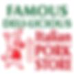 Famous Deli-licious logo