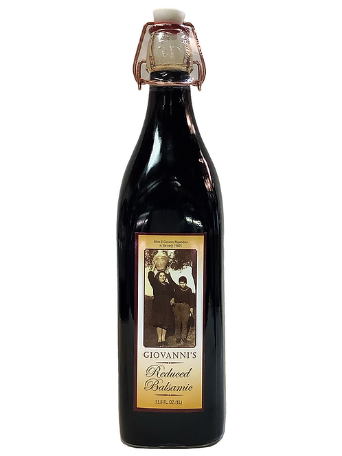 Giovanni's Reduced Balsamic  33.8 oz/1 ltr