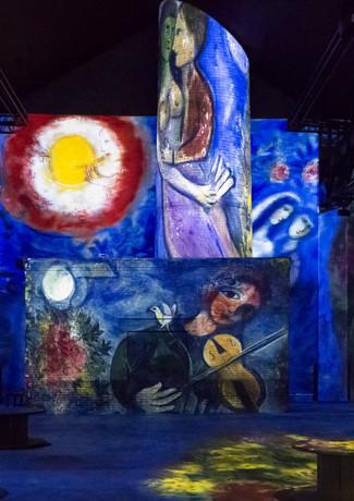 Monet, Renoir…Chagall. Voyages en Médit