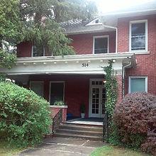 Dana Eakins' Myofascial Healing office - 514 5th Avenue West in Hendersonville NC