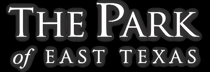 The Park of East Texas Logo