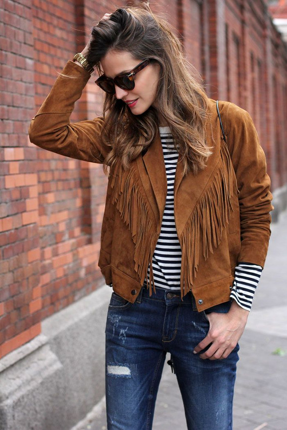 How to dress this spring?