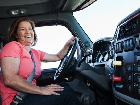 How to Make a Huge Dent in the Driver Shortage Nagging the Trucking Industry