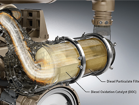 Diesel Particulate Filters Operational Theory