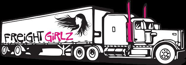 Freight Girlz Logo