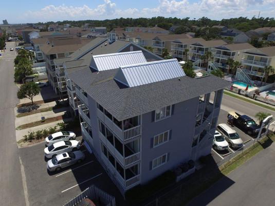 Condo Metal Roofing