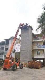 Commercial Elevator Retrofit Topoff