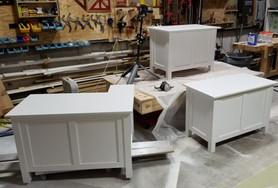 Handcrafted Office Desks