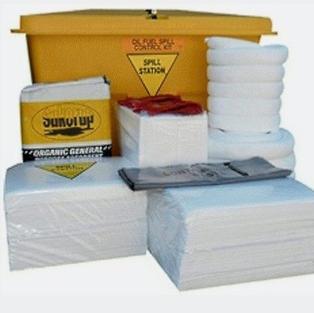 TSS700W 700 Litre Oil & Fuel Spill Kit
