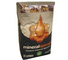 Mineral Sponge Granular Absorbent 22 Litre