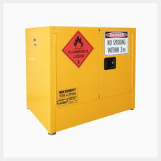 100 Litre Flammable Liquid Storage Cabinet BCFLS100L