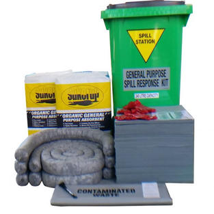 TSSIS240GP GENERAL PURPOSE SPILL KIT 240 LITRE