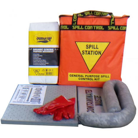 TSSIS20GP GENERAL PURPOSE SPILL KIT 20 LITRE