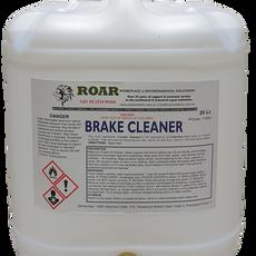 Brake Cleaner (Evaporated Solvent)