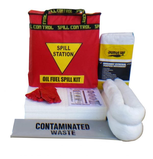 VEHICLE & TRANSPORT SPILL KITS