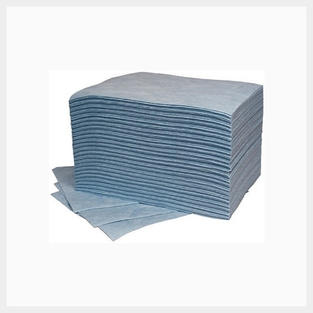 BP201A-100 Absorbent Pads – 100 Sheets Anti Static 300 GSM