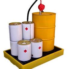 TSSBF2 2 Drum Spill Deck