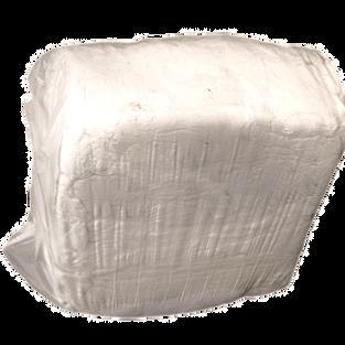 WHITE TOWEL RAG - 10KG