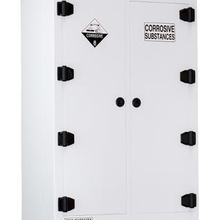 PCSSC250 - CORROSIVE SUBSTANCE POLY STORAGE CABINET - 250 LITRE