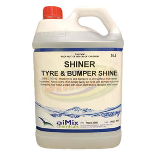 Shiner Tyre Shine (Clear Silicone Based Tyre Dressing)