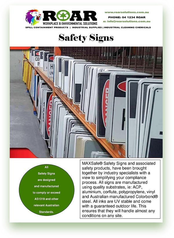 safety sign front page pic with shadow_e