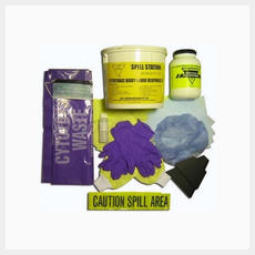 ZTSSCBF CYTOTOXIC SPILL KIT - HARD/CARPE