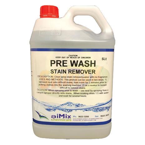 Prewash Stain Remover