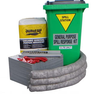 TSSIS120GP GENERAL PURPOSE SPILL KIT 120 LITRE