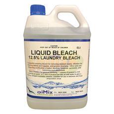 Liquid Bleach 12.5% (Sodium Hypochlorite)