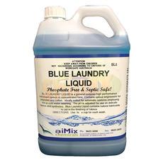 BLUE LAUNDRY LIQUID