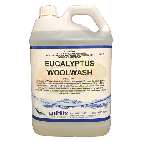 EUCALYPTUS WOOLWASH