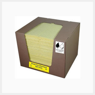 PAD306-200 Regular Weight Hazchem Absorbent Pads