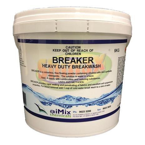 Breaker Heavy Duty Breakwash