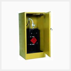 205 Litre Upright Drum Flammable Cabinet BCFLS250LVD