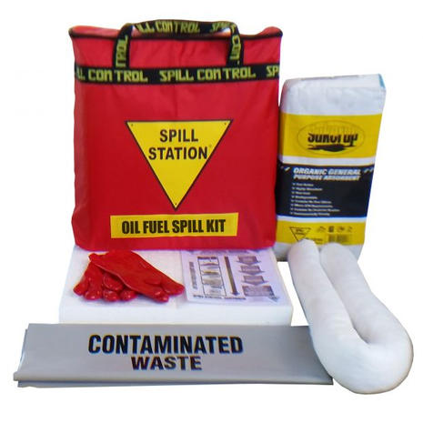 TSSIS20OF OIL & FUEL SPILL KIT 20 LITRE