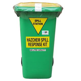 TSSIS240HC HAZCHEM SPILL KIT 240 LITRE