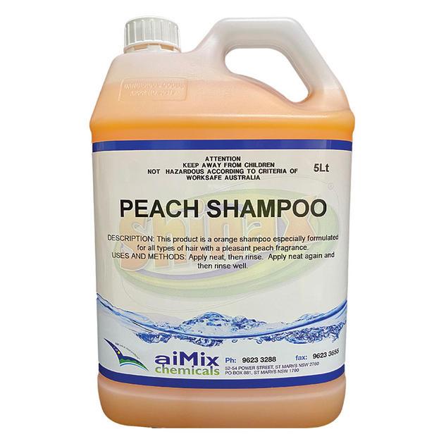 PEACH SHAMPOO
